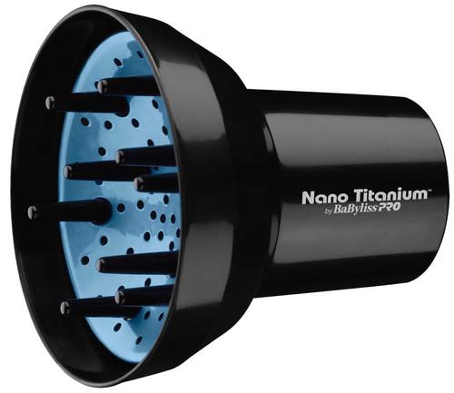 Nano Titanium Finger Diffuser