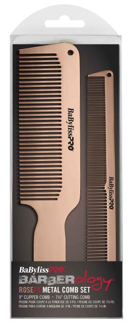 Rose FX Metal Comb Set
