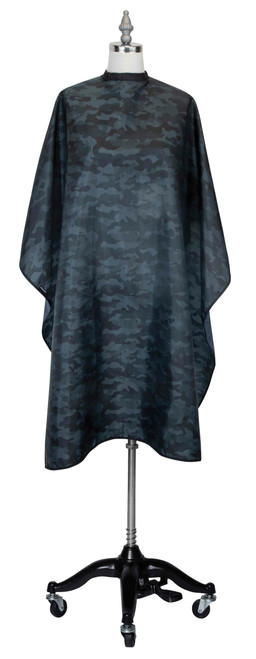Fromm Pro Black Camo Styling Cape