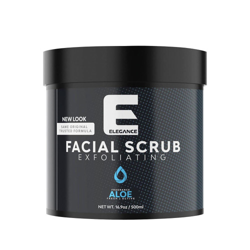Elegance Exfoliating Facial Scrub