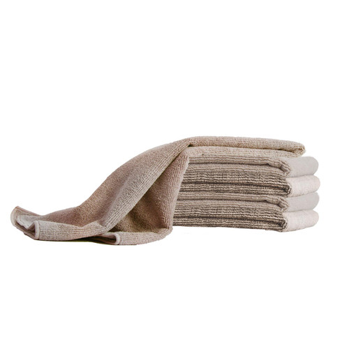 SofTouch Microfiber Towels - Linen