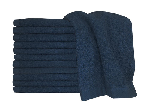 Supreme Hand Towels - Navy