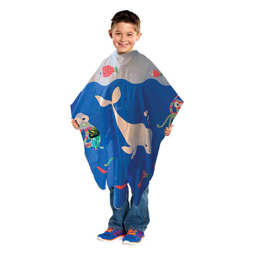 Extra Long Kiddie Cape