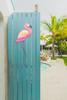 Flamingo Facing Right Wall OS108B