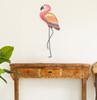 Flamingo Facing Left Wall OS108A