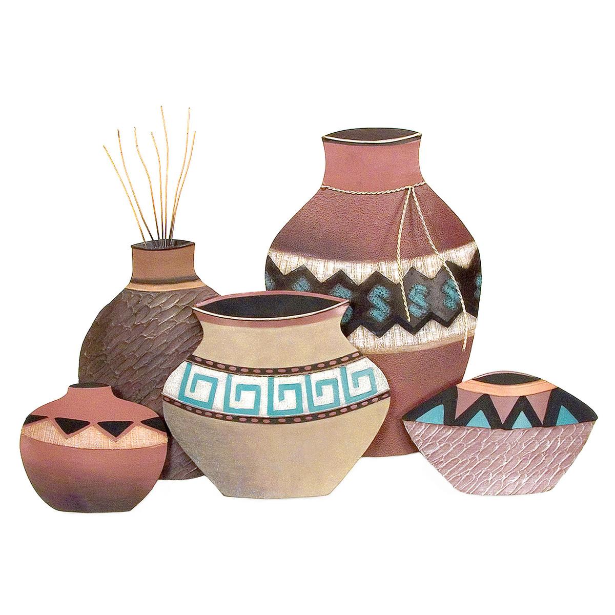 Southwestern Wares Pottery Artwork