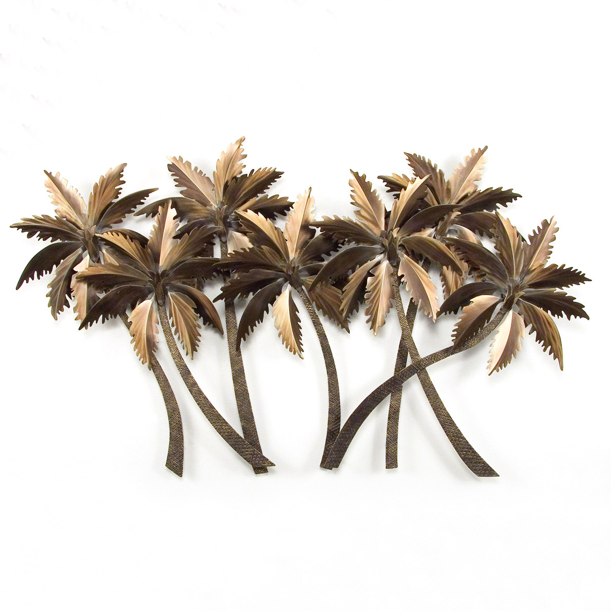 San Marco Palms (7) Copper Art