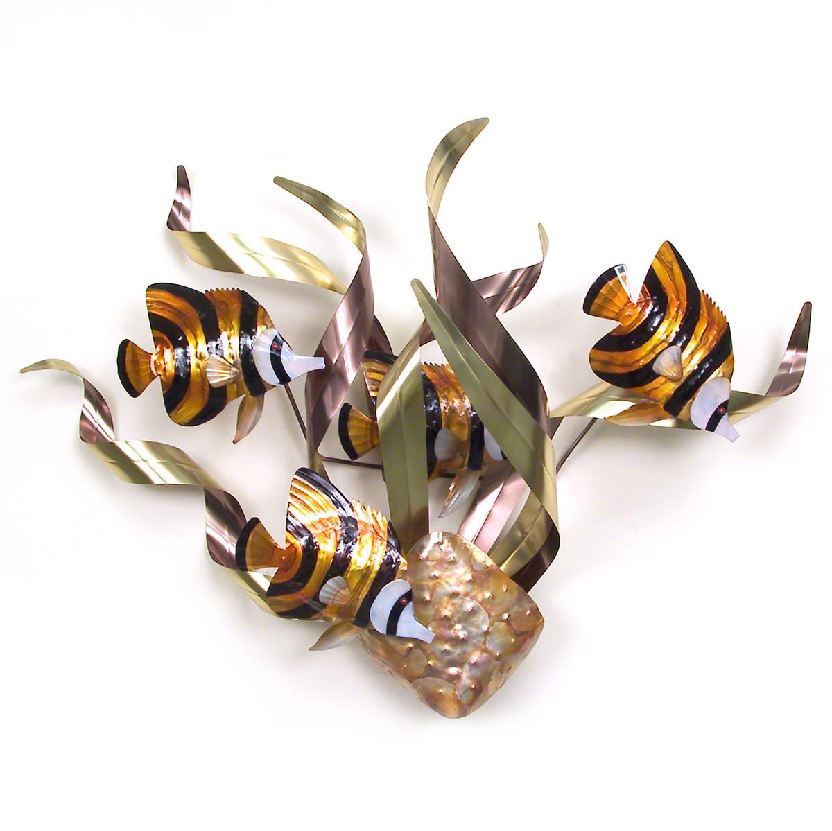 Banded Angelfish Mardi Gras
