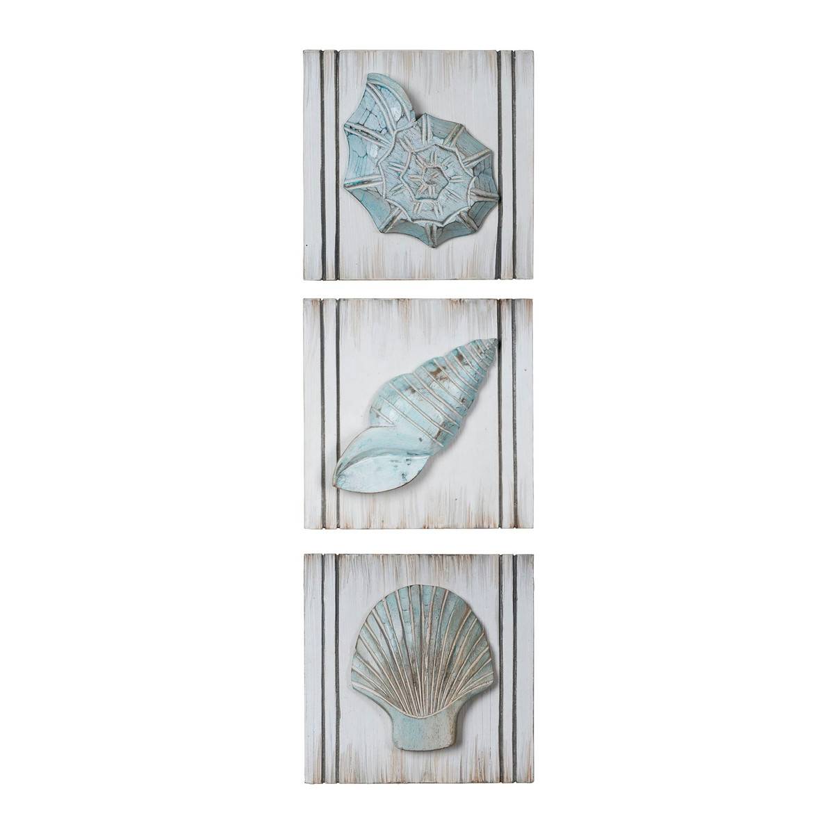 Shells Beadboard Panel Set