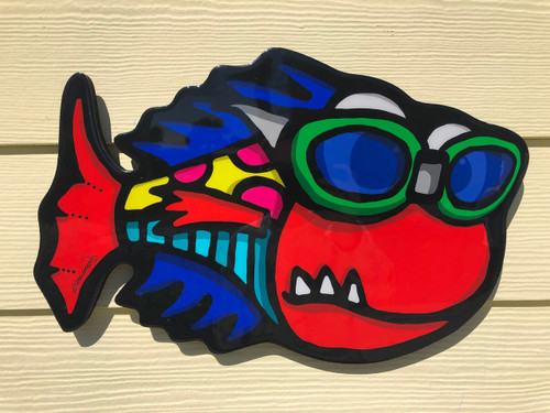 """Felix"" Red Fish Londono Studio"