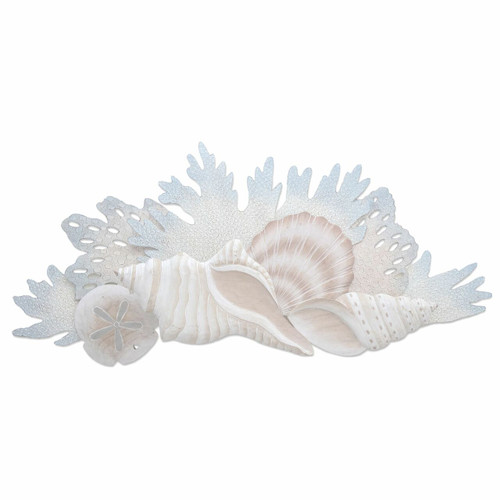 Shell Reef Large Wall Sculpture CW467