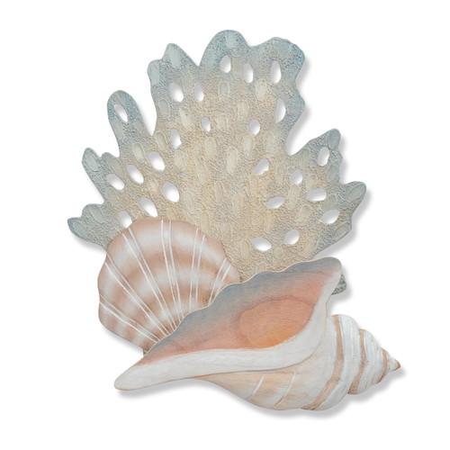 Shells with Sea Fan CW463