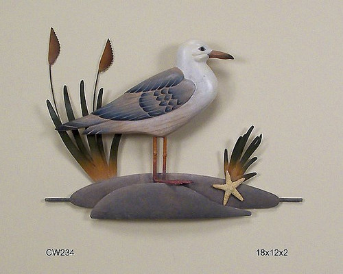 Seagull Single Wall Art