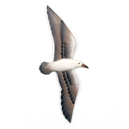 Seagull Flying Wooden