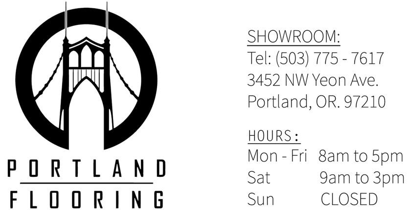 PORTLAND FLOORING  | 503-775-7617