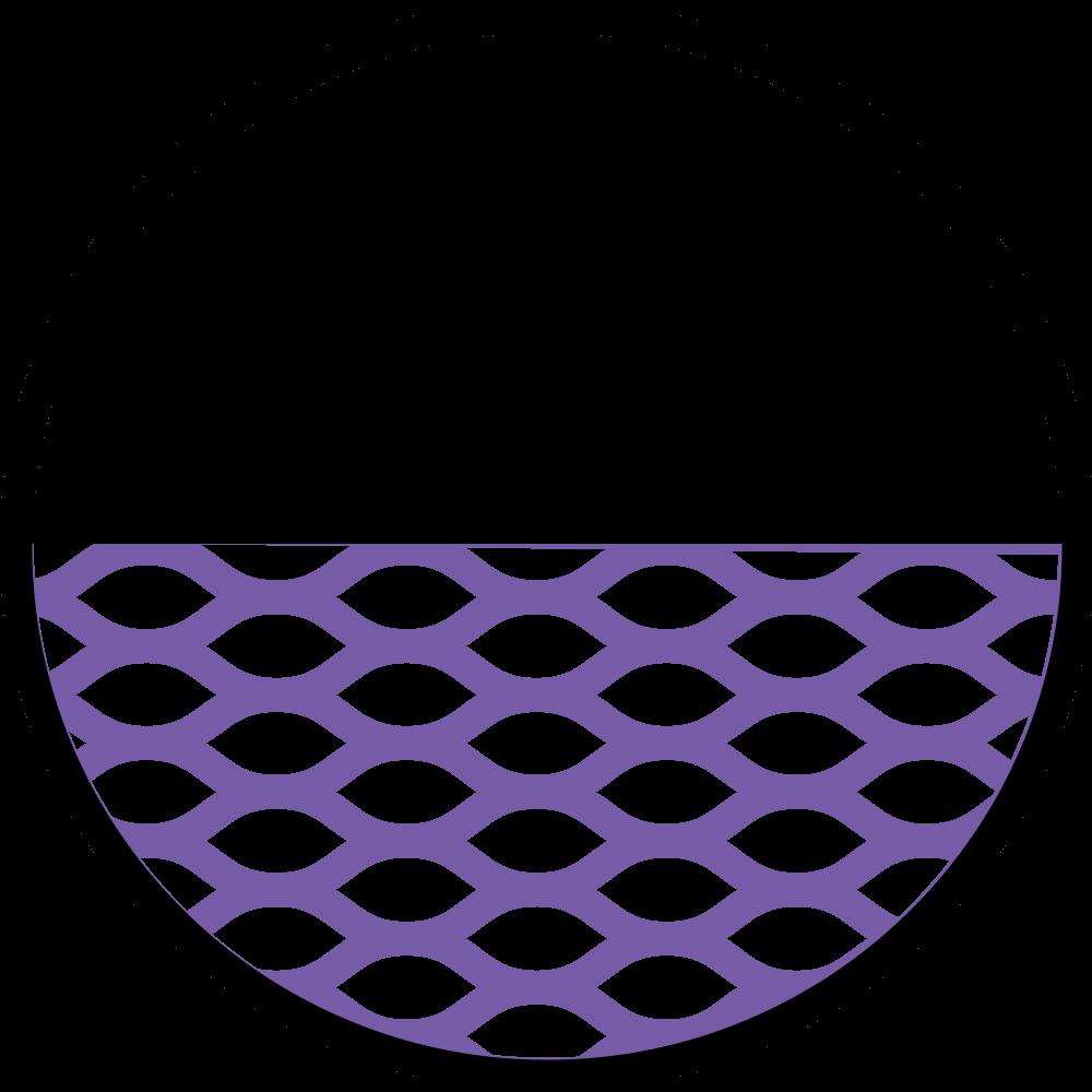 ventilated mesh
