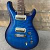 PRS Paul's Guitar 10 Top Custom Color - Faded Blue Wrap Burst 319384