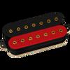 DiMarzio LiquiFire Pickup - Black Red DP707BR+G