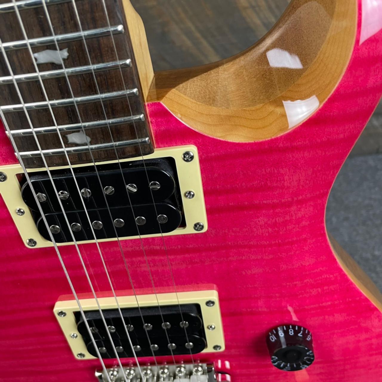 PRS SE Custom 24 - Bonnie Pink 56961