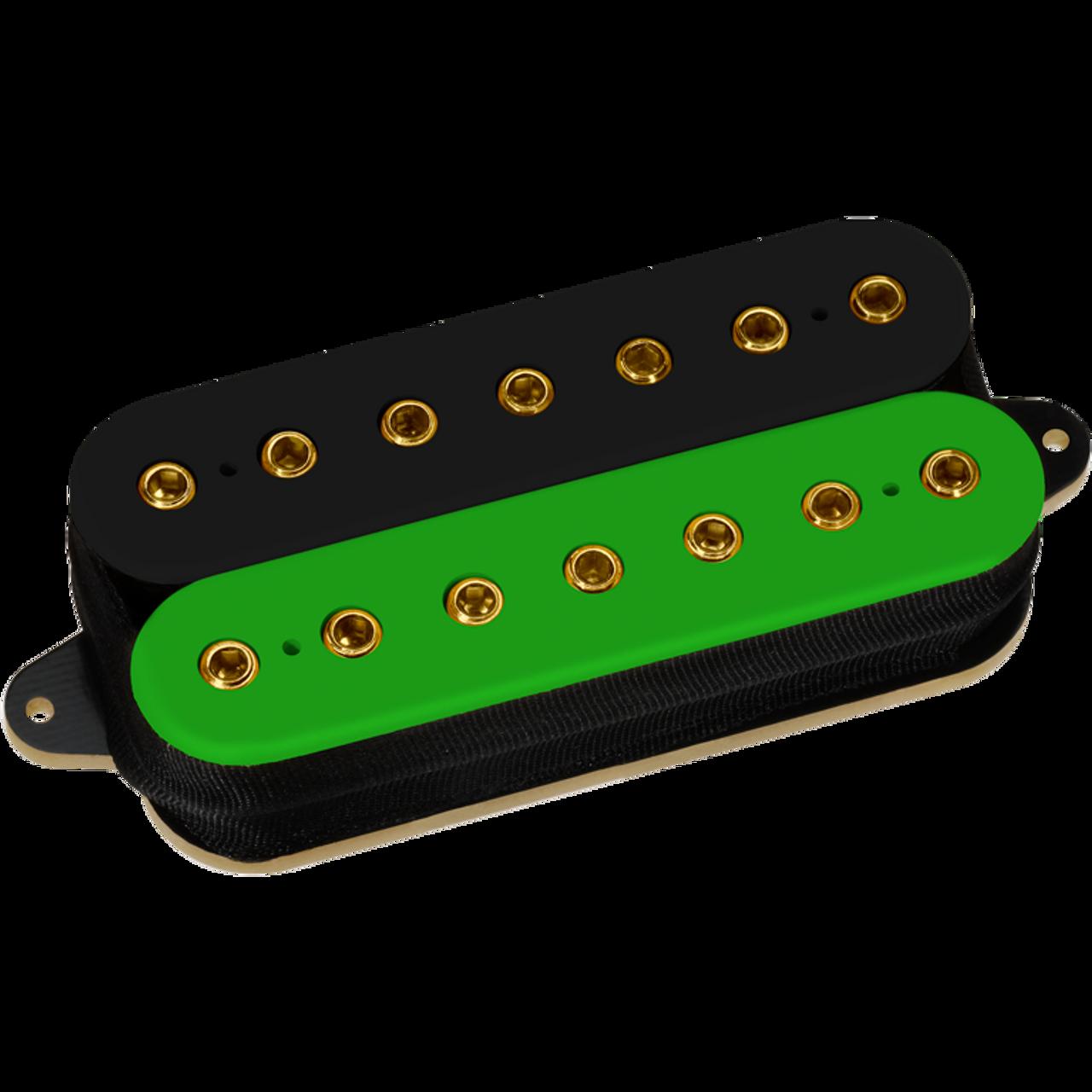 DiMarzio LiquiFire Pickup - Black Green DP707BK+G