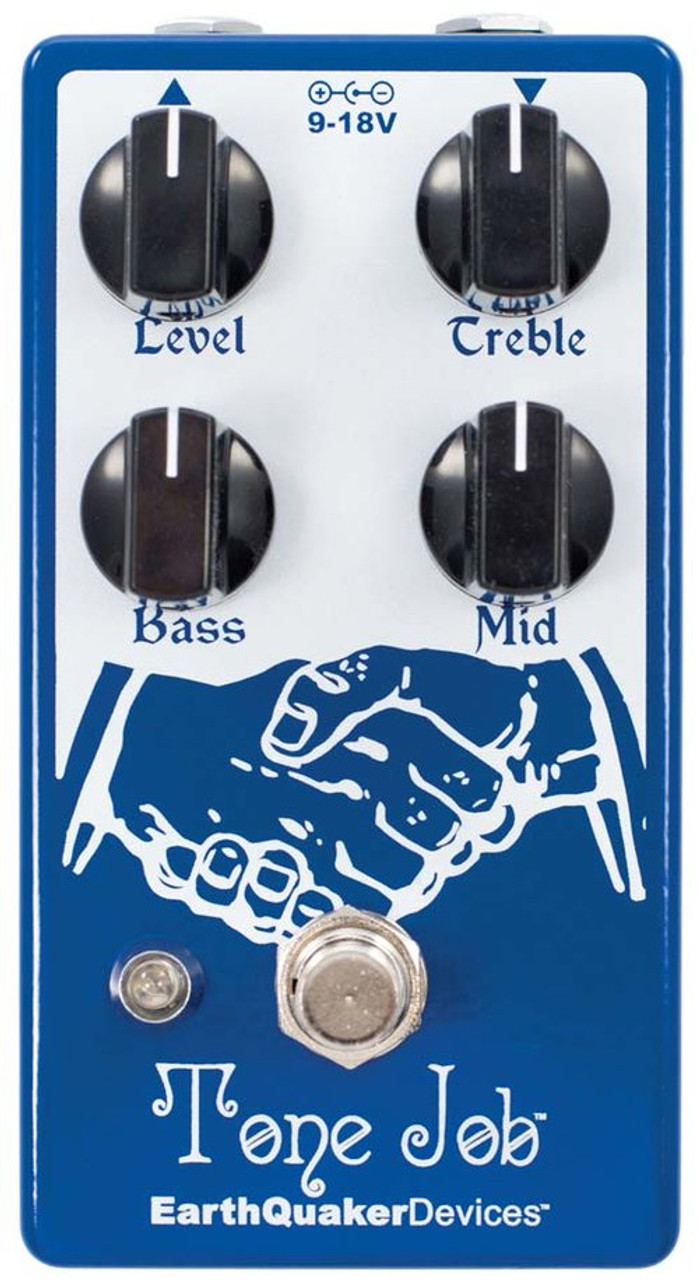EarthQuaker Devices Tone Job EQ and Boost Pedal - NOS