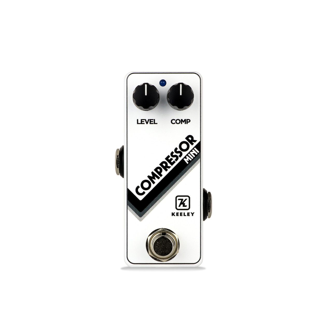 Keeley Compressor Mini Pedal - Limited Edition Artic White