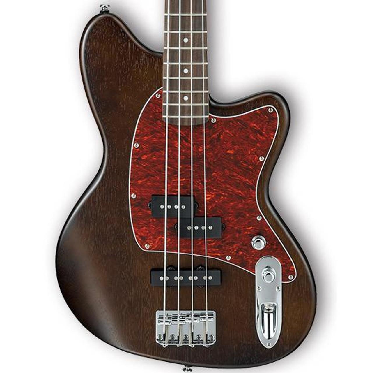 ibanez tmb100 talman bass walnut flat the guitar store. Black Bedroom Furniture Sets. Home Design Ideas