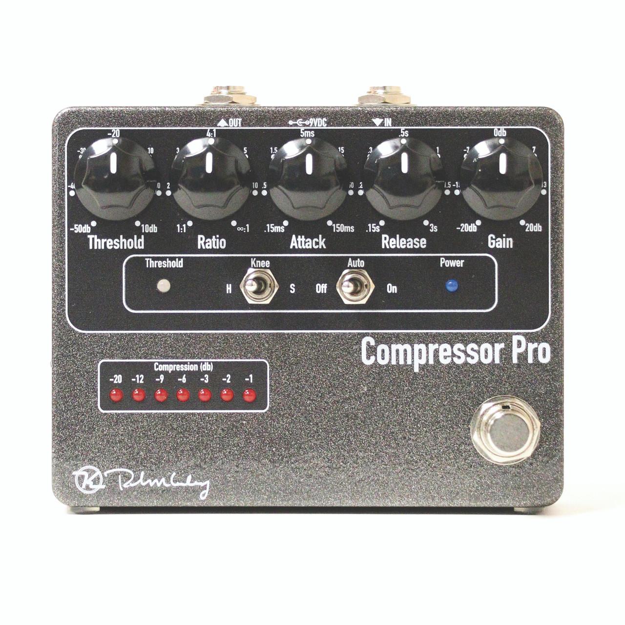 Keeley GC2 Limiter//Compressor Pedal *B-Stock