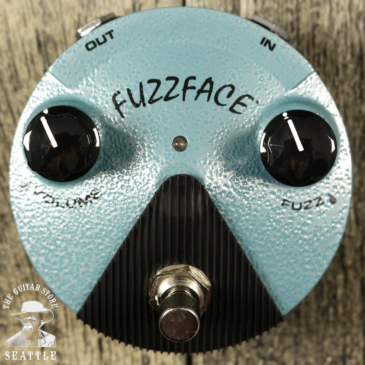 Dunlop Ffm3 Jimi Hendrix Fuzz Face Mini Distortion The Guitar Store Jimmy Effect Schematic Diagram