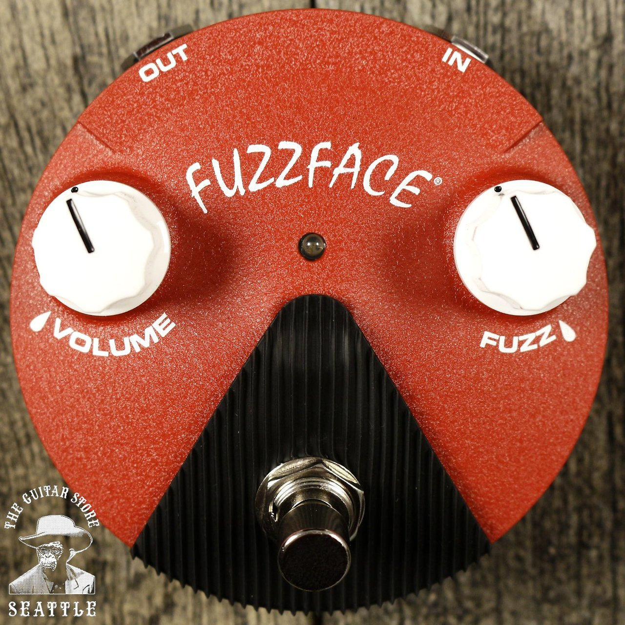Dunlop Ffm6 Band Of Gypsys Fuzz Face Mini Distortion The Guitar Store Jimmy Hendrix Effect Schematic Diagram