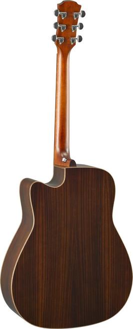 Yamaha A1R Acoustic-Electric Guitar - Vintage Natural