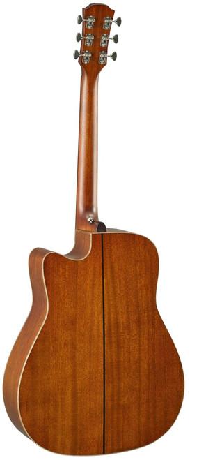 Yamaha A5M Acoustic-Electric Guitar - Vintage Natural