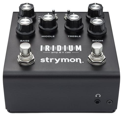 Strymon Iridium Amp & I.R. Cab Pedal