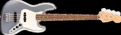 Fender Player Jazz Bass Pau Ferro Fingerboard Silver 0149903581