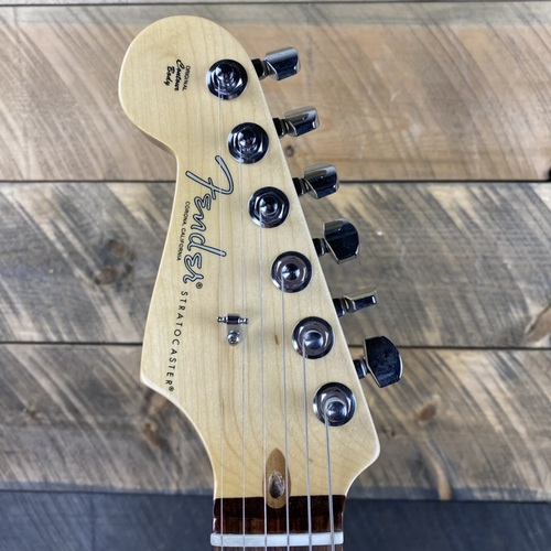 Fender American Pro Stratocaster Left-Hand Rosewood Fingerboard Black 5145