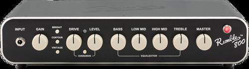 Fender Rumble 800 HD Bass Amp Head 2372000000