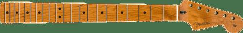 "Fender Roasted Maple Stratocaster Neck 21 Narrow Tall Frets 9.5"" Maple C Shape 0990502920"