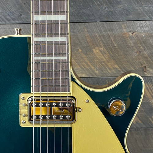 Gretsch G6228 Players Edition Jet BT with V-Stoptail Rosewood Fingerboard Cadillac Green 2413400848