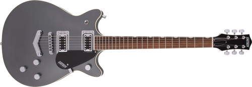 Gretsch G5222 Electromatic Double Jet BT with V-Stoptail Laurel Fingerboard London Grey 2509310540