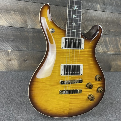 PRS McCarty 594 Flame Maple Top - McCarty Tobacco Sunburst 320297