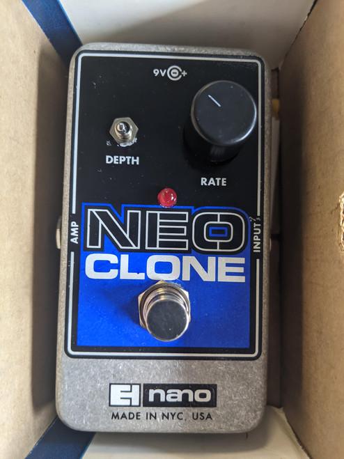 Electro-Harmonix Neo Clone Chorus Pedal - NOS - Made in NYC