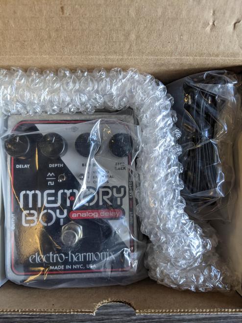 Electro-Harmonix Memory Boy Delay Pedal - NOS - Made in NYC