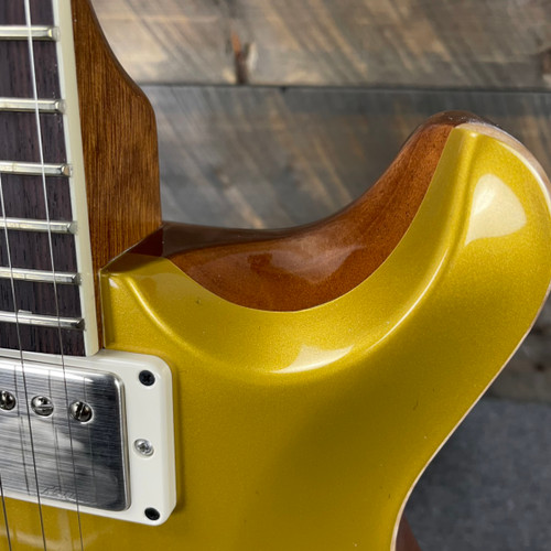PRS McCarty 594 Flame Maple Top - Gold Top 318309