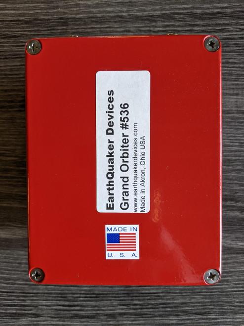 EarthQuaker Devices Grand Orbiter V1 Phase Machine Pedal - NOS
