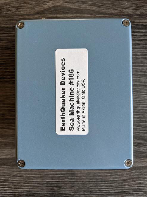 EarthQuaker Devices Sea Machine V1 Chorus Pedal - NOS