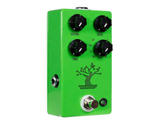 Used JHS The Bonsai 9-way Screamer Overdrive Pedal