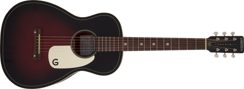 "Used Gretsch G9500 Jim Dandy 24"" Scale Flat Top Guitar 2-Color Sunburst 2704000503"