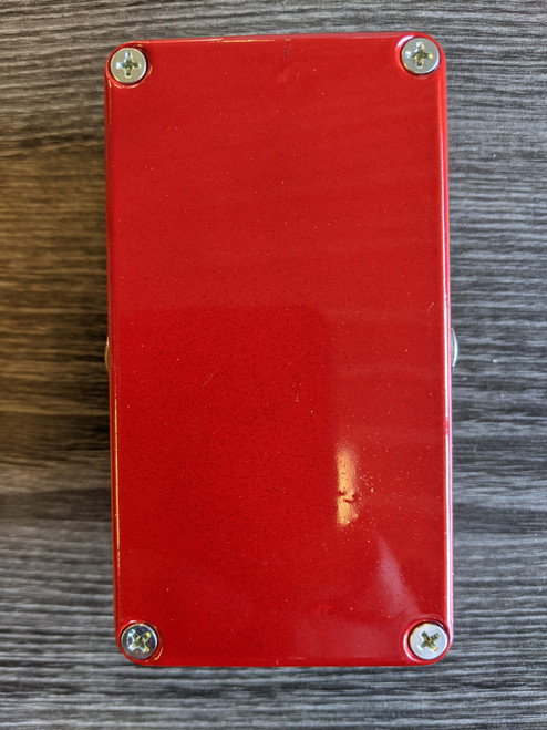 Bearfoot FX Dyna Red Distortion Pedal - 4 Knob - NOS