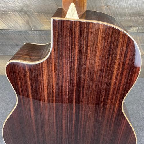 Larrivee LV-09 Sitka Spruce top Indian Rosewood Back StagePro Anthem Pickup 136324
