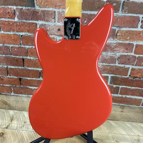 Fender Kurt Cobain Jag-Stang Rosewood Fingerboard Fiesta Red MX21531999